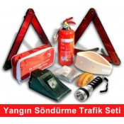 Yangın Trafik Seti (2)