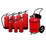 Yangın Söndürücüler (6)